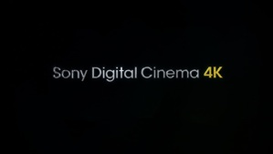 Digital Cinema 4k
