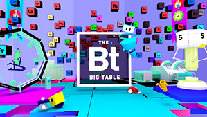 The Big Table VR